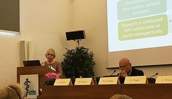 Societa Italiana Di Psicologia Paediatrica conference 2019.